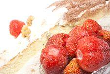 Free Cream Cake Stock Photos - 8235833