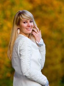 Free Pretty Girl Royalty Free Stock Image - 8235926