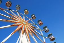 Free Ferris Wheel Royalty Free Stock Photography - 8235937