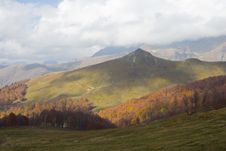 Free The Caucasus Royalty Free Stock Images - 8235979
