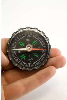 Free Compass Stock Image - 8236321