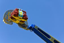 Amusement Park Detail Image Royalty Free Stock Image