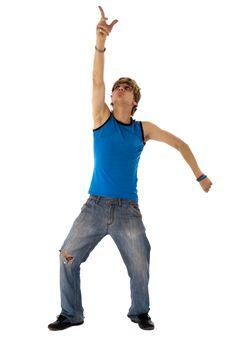 Free Dancer Stock Image - 8237341