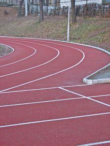 Free Race Tracks Royalty Free Stock Photos - 8237578