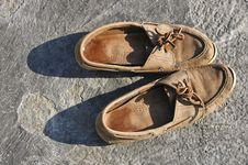 Free Shoes Royalty Free Stock Images - 8238009