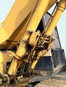 Free Excavator Stock Photo - 8238080