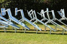 Free Sun Beds Stock Photo - 8238300