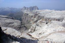Dolomite Peaks Stock Photos