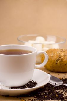 Free Cup Of Tea Royalty Free Stock Photos - 8239248