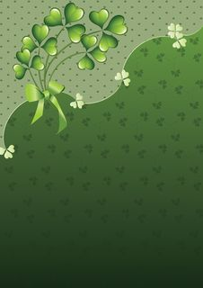 Saint Patricks Day Background Royalty Free Stock Images