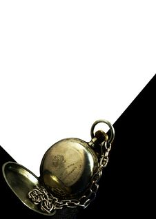 Free Russian Pocket Watch Stock Photography - 8239772