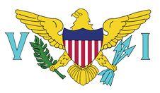 Free Flag Of Virgin Island Us Vector Icon Illustration Royalty Free Stock Image - 82378126