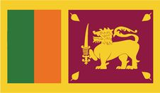 Free Flag Of Sri Lanka Vector Icon Illustration Royalty Free Stock Photo - 82378135