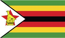 Free Flag Of Zimbabwe Vector Icon Illustration Stock Photo - 82378190