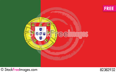 Free Flag Of Portugal Vector Icon Illustration Stock Photography - 82382932