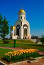 Free Small Orthodox Church Stock Image - 8247861