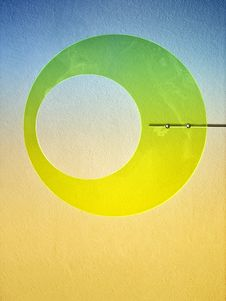 Color Circle Stock Photography