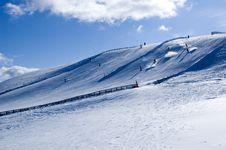 Free Ski Stock Photography - 8240392