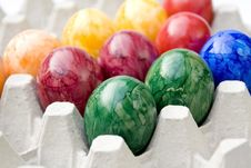 Free Easter Eggs Stock Images - 8240594