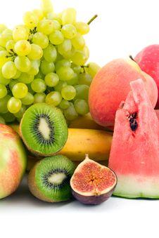 Free Fresh Fruits Royalty Free Stock Photography - 8243187