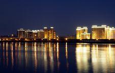 Free City Night Stock Photography - 8243532