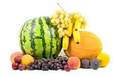 Free Fresh Fruits Stock Photography - 8243602