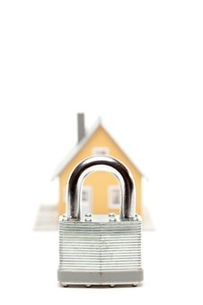 Free Lock And House Stock Photography - 8244612