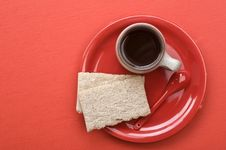 Free Breakfast. Stock Photo - 8245980