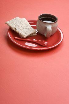 Free Breakfast. Royalty Free Stock Photography - 8246027