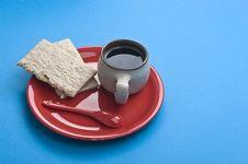Free Breakfast. Stock Photos - 8246053