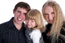 Free Happy Family Stock Image - 8246571