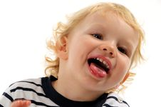 Free Gorgeous Little Boy Royalty Free Stock Images - 8246709