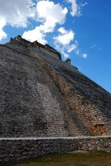 Free Ruin Maya Stock Image - 8246741