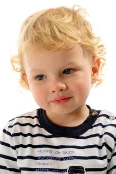 Free Gorgeous Little Boy Stock Photo - 8246770