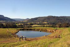 Free Valley Landscape Stock Photo - 8246890