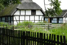 Free Polish Village Stock Photography - 8247032