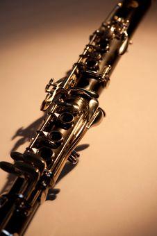 Free Clarinet Stock Image - 8247751