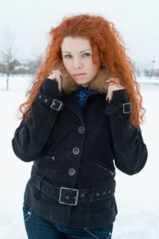 Free Red Hair Stock Photography - 8247772