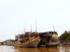 Free Mekong Delta Stock Photo - 8249070