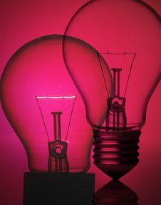 Free Light Bulb Royalty Free Stock Image - 8249476