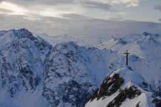 Free Alpes Stock Image - 8249481