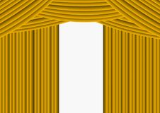 Free Curtain Royalty Free Stock Images - 8249509