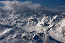 Free Alpes Royalty Free Stock Photo - 8249605