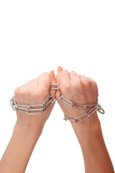 Free Chains Royalty Free Stock Photography - 8249737
