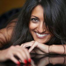 Free Beautiful Smile Stock Photography - 8249932