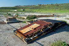 Free Abandoned Missle Silo Royalty Free Stock Image - 8249946