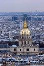 Free Paris Landscape Royalty Free Stock Image - 8251626
