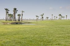 Free Golf Course Stock Images - 8250444
