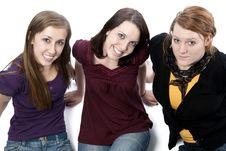 Free Beautiful Friends Stock Image - 8251141