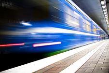 Free Subway Stock Photo - 8251510